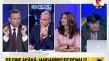 Во время предвыборной гонки Нэстасе выступил на телеканале в Бухаресте