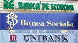 Сколько денег возвращено в процессе ликвидации BEM, Banca Socială и Unibank