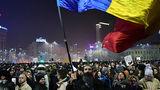 Глава МВД Румынии не знает о провокаторах на протесте в Бухаресте