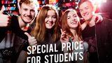 Для студентов молдавских вузов доступны билеты Fosfor со скидкой ®