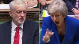 Корбин призвал Мэй отмести вариант Brexit без соглашения