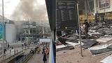 Din ce au făcut teroriștii de la Bruxelles bombele