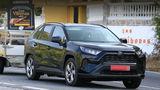Toyota тестирует RAV4 Plug-In в Европе