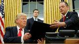 Белый дом сообщил о выходе США из Транстихоокеанского партнерства
