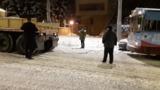 Сильвия Раду: Сегодня были проблемы с несколькими старыми троллейбусами