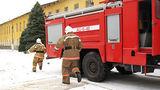 В Рыбнице на ходу загорелся тепловоз, перевозивший строительную смесь