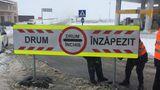 Avertismentul INP: Lista drumurilor închise în țară