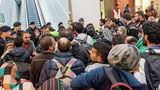 Германия потратила около 30 млрд евро на беженцев в прошлом году