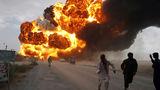 152-მდე გაიზარდა პაკისტანში ნავთობმზიდის აფეთქების შედეგად დაღუპულთა რიცხვი