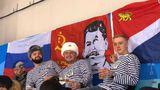 МОК проверит инцидент с портретом Сталина на матче России и Словении