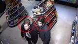 Полиция разыскивает подозреваемых в краже из магазина