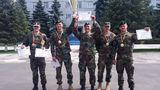 Команда Fulger выиграла чемпионат Нацармии по кроссфиту