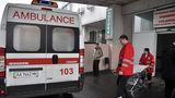 На Украине медики спасают ребенка, которого напоили 6 литрами воды