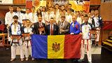 Молдавские бойцы завоевали 12 медалей на чемпионате мира по каратэ шотокан
