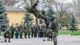 Бельцкие военнослужащие отметили 27-летие бригады «Молдова»