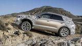 "Volkswagen раскрыл салон нового ""Touareg"" до премьеры"