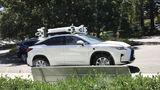 На дорогах заметили самоуправляемый автомобиль Apple