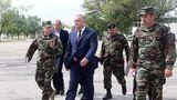 Президент не выявил работ сомнительного характера на полигоне в Бульбоака