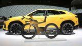 Lamborghini представил велосипед за $20 тыcяч