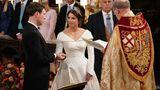 Британская принцесса вышла замуж в «Русском кокошнике»