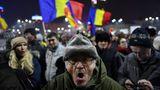 Сегодня вечером в Бухаресте пройдет очередной протест
