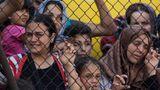 Slovenia nu mai acceptă refugiaţi