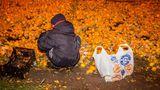 Новогоднее настроение в Украине: одну из трасс засыпало мандаринами