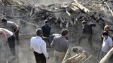 Zi de doliu în Iran. Autorităţile au încheiat operaţiunile de salvare