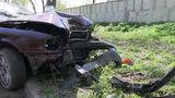 Тираспольчанка за рулём автомобиля Audi врезалась в дерево