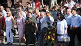 Тысячи бельчан вышли на марш памяти героев-освободителей Молдовы