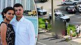 В США автомобиль сбил насмерть на тротуаре гражданина Молдовы