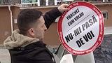 Активисты «StopHam-Молдова» провели рейд на Рышкановке