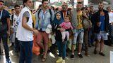 Tot mai mulţi refugiaţi se întorc în Irak dezamăgiţi de Germania