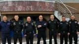 Карабинеры из Молдовы посетили Центр подготовки жандармов в Румынии