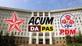 Опрос: в парламент пройдут три политические силы при досрочных выборах