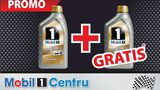 Mobil 1 Centru: Второй литр масла Mobil бесплатно ®
