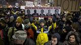 Румынские СМИ сообщают о 330 тысячах протестующих на улицах