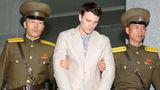 გარდაიცვალა ამერიკელი სტუდენტი, რომელსაც ჩრდილოეთ კორეაში 15 წელი ქონდა მისჯილი