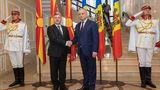 Додон: РМ и Македония должны развивать торгово-экономические отношения