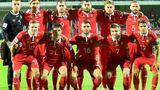 Сборная Молдовы по футболу одержала победу над командой Сан Марино