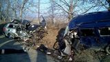 Погибших в автокатастрофе под Новыми Аненами проводили в последний путь