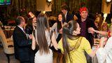 Новогодний корпоратив в ресторане La Roma ®