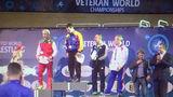 Борис Сава стал чемпионом мира по вольной борьбе среди ветеранов