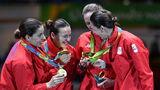 Sportivii români au mers la Rio cu echipament contrafăcut