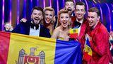 Жюри из Румынии поставило Молдове всего 7 баллов на «Евровидении»