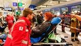 Два поезда столкнулись в австрийском городе: более 30 пострадавших