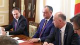 Президент, глава парламента и премьер заявили о единой позиции по Приднестровью