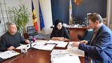 Врио примара Сильвия Раду провела первый прием граждан
