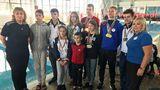 Молдова завоевала 11 золотых медалей на Международном турнире по плаванию