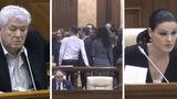 Voronin, despre Zotea și bara de strip-tease la Parlament
